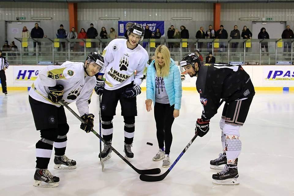 foto z posledního zápasu s Paneuropa Kings, foto: Vít Novák
