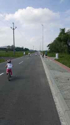 Cyklistické závody dětí 2018