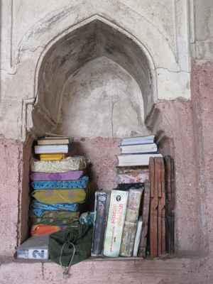 Knihy koránu.