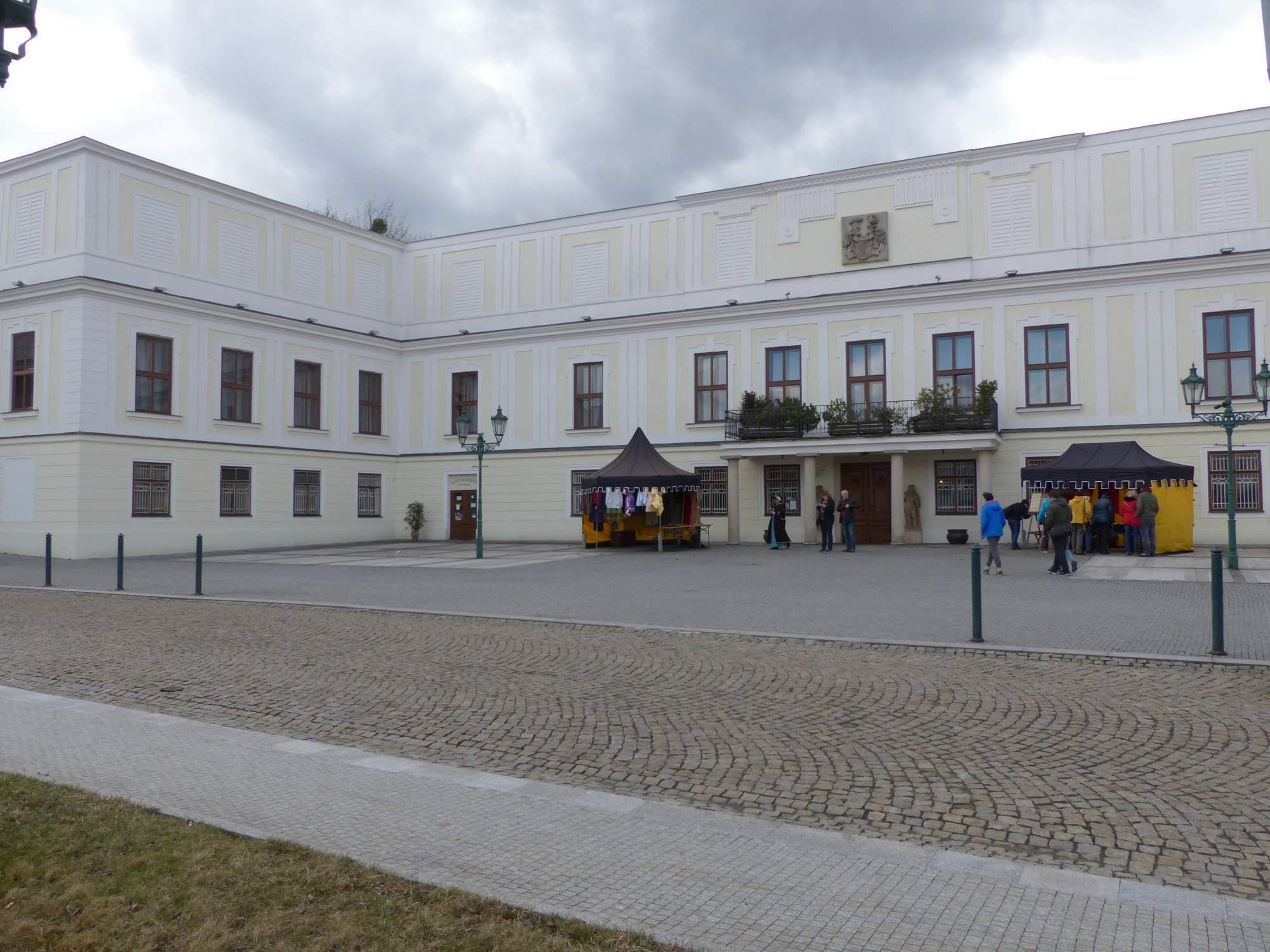 Karvinský zámek Fryštát, Foto: Natálie Kuzmová
