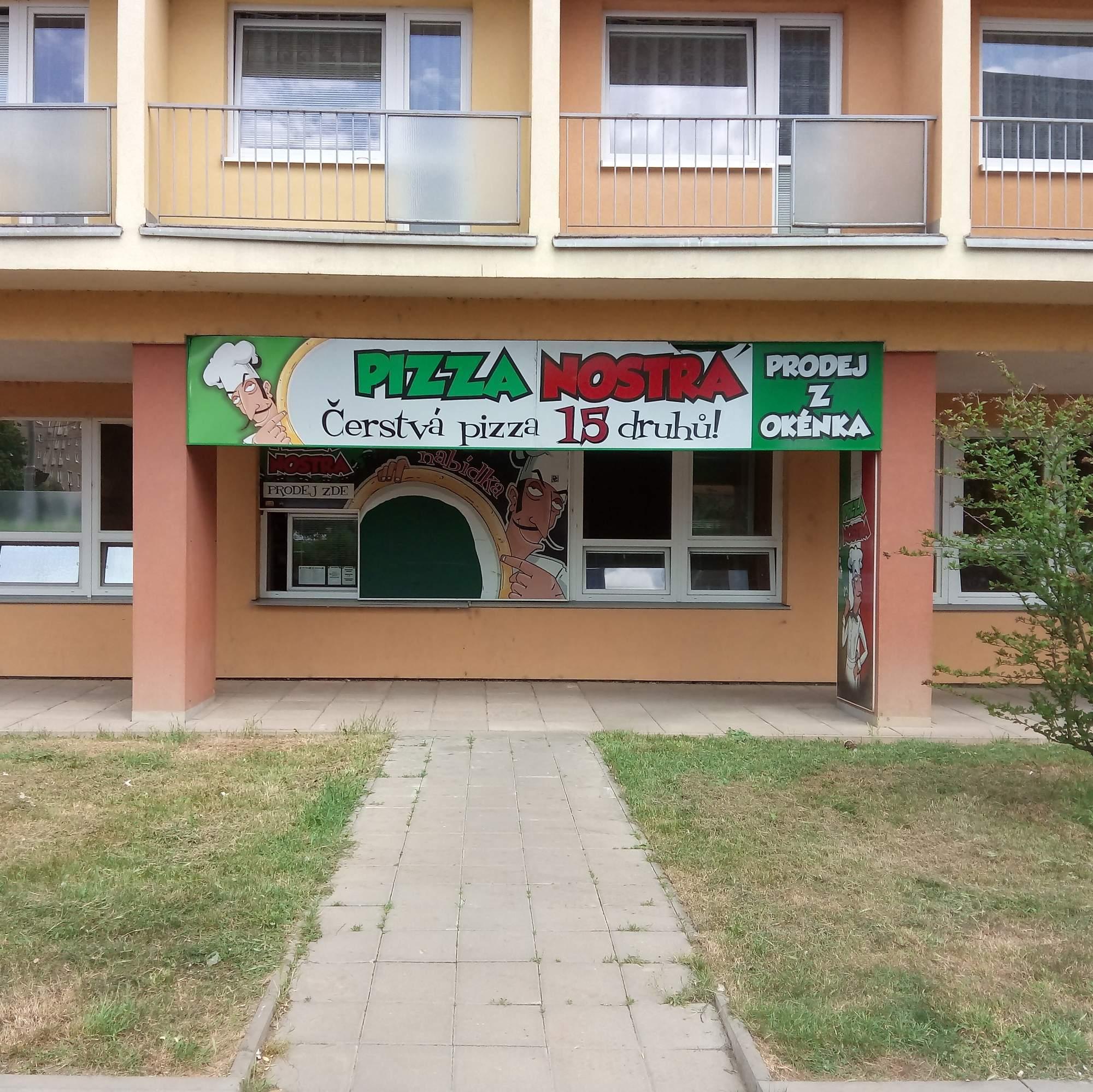 Pizzerie koleje Kounicova