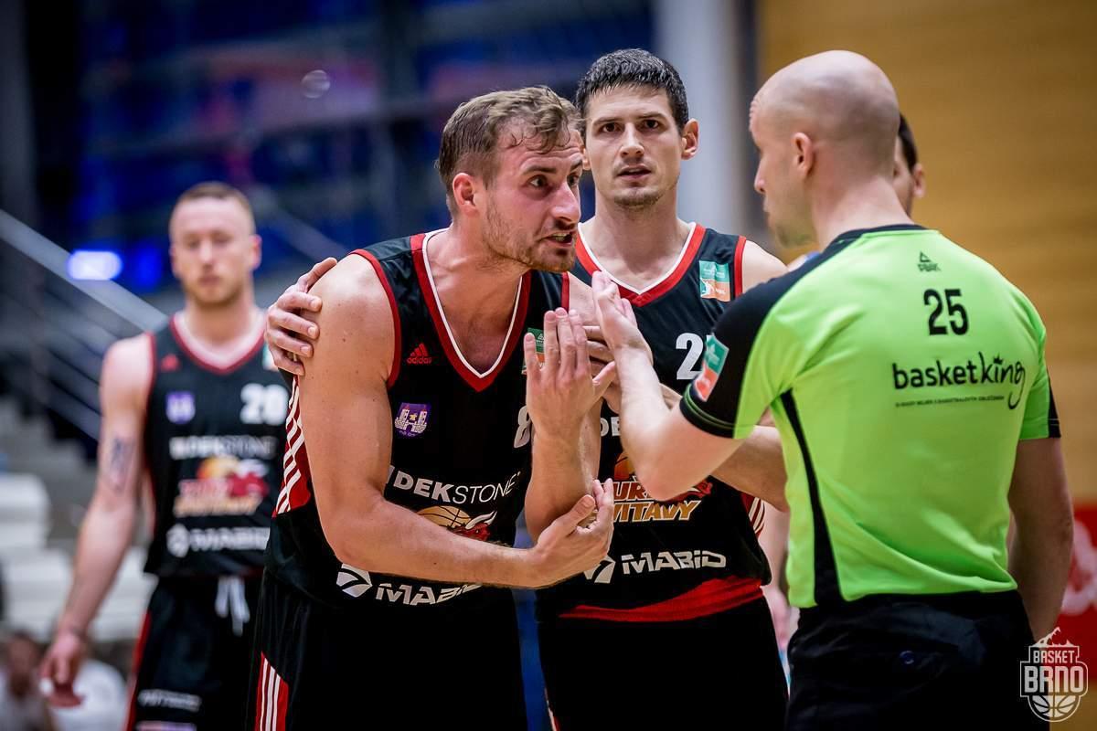 Roman Marko dostal napomenutí za chování. Foto: Jan Russnák.