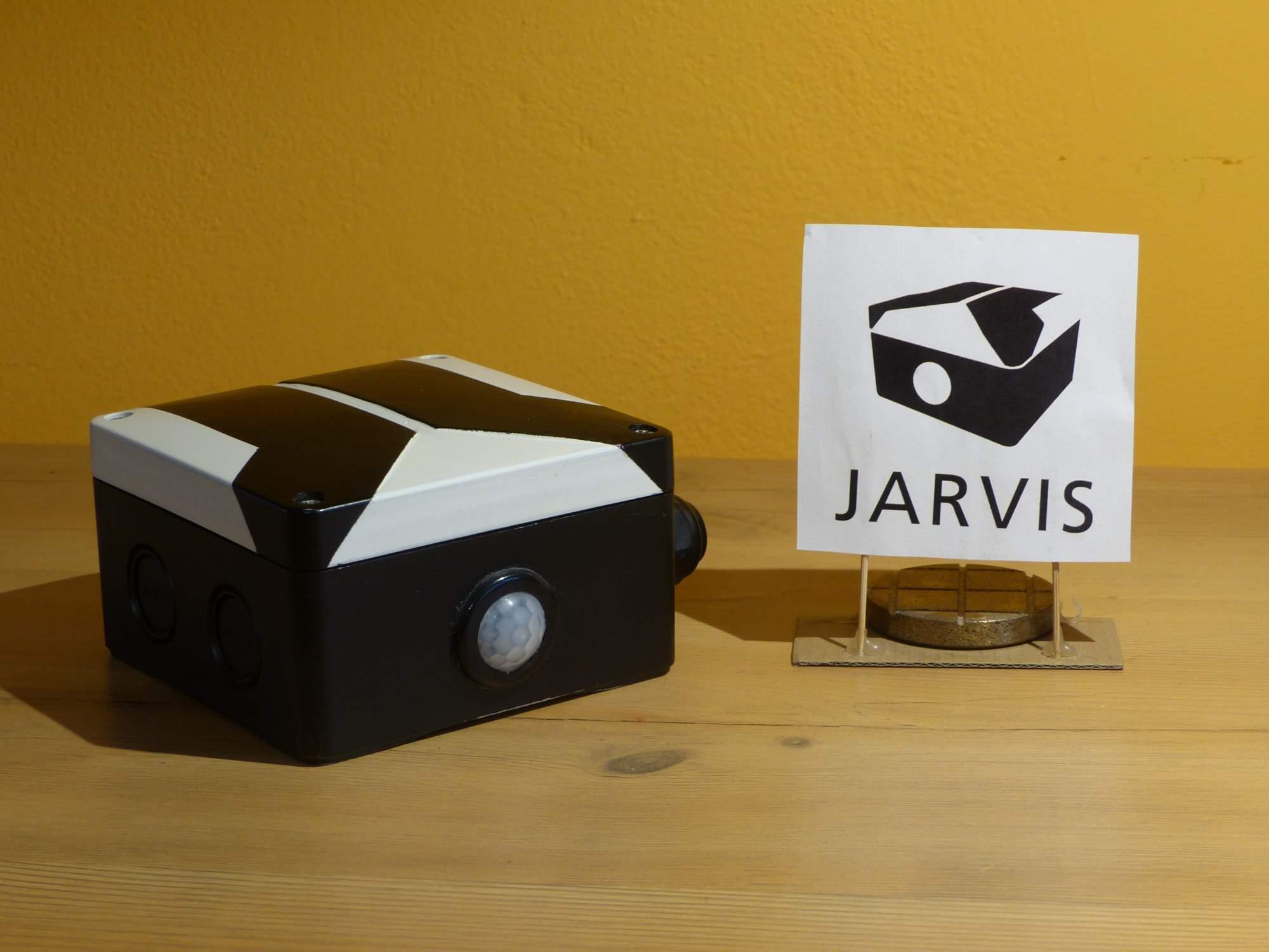 Jarvis je inspirován stejnojmenným systémem z filmu Iron Man. Foto: Jan Mazáč