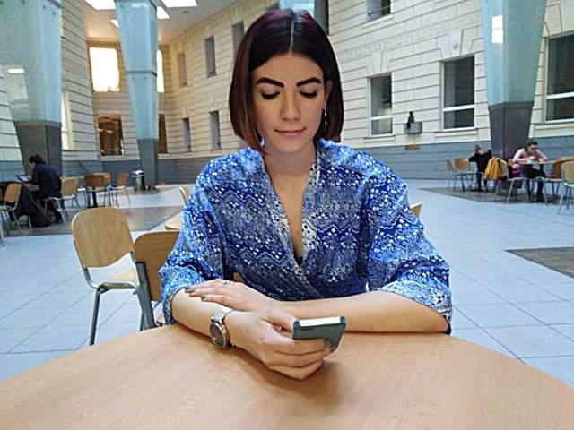 Před spotřebou vlastních dat studenti často upřednostňují veřejné WIFI sítě. Foto: Martin Foral