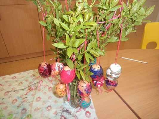 Velikonoce v družině