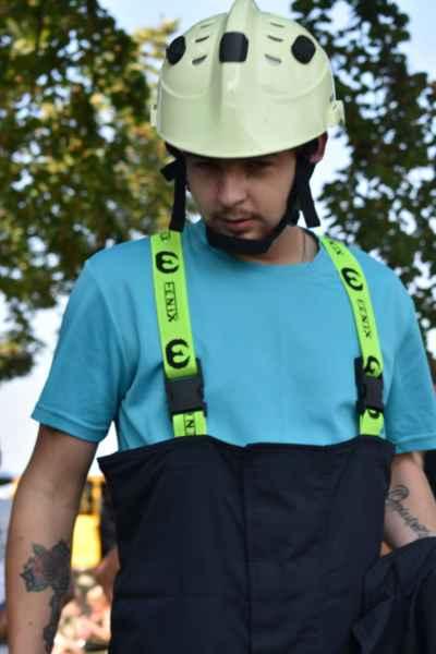 Železný hasič Ovčáry 2019