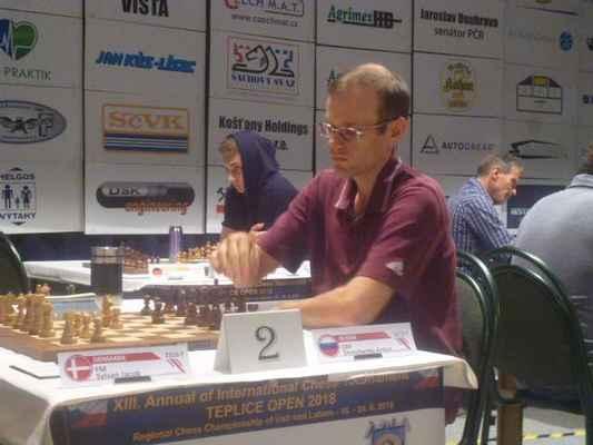 2. round. GM Demchenko