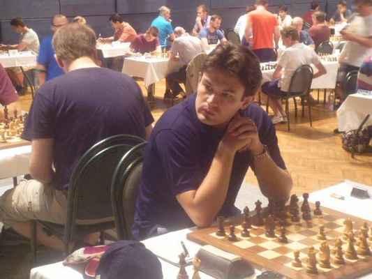 2. round. GM Romanov