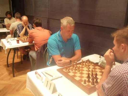 2. round. GM Vorobiov