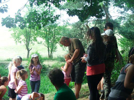 Knížkovice - dětský den 2012