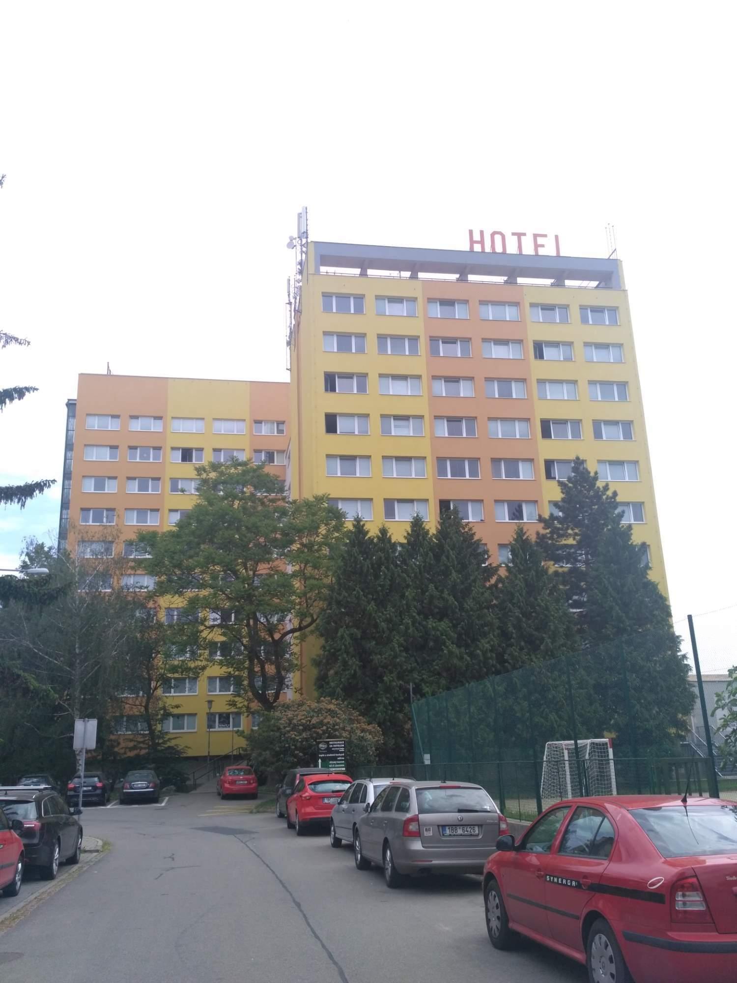 Budova koleje Bratří Žůrků