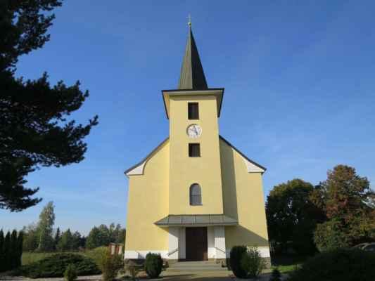 kostel sv.Václava v Ruprechtově