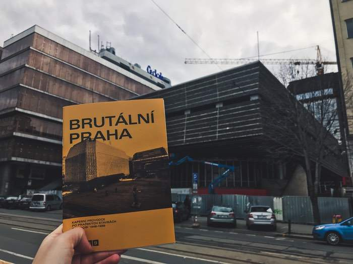 Průvodce Brutální Praha