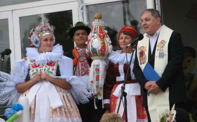 Novoveské Svatováclavské hody s právem 2019