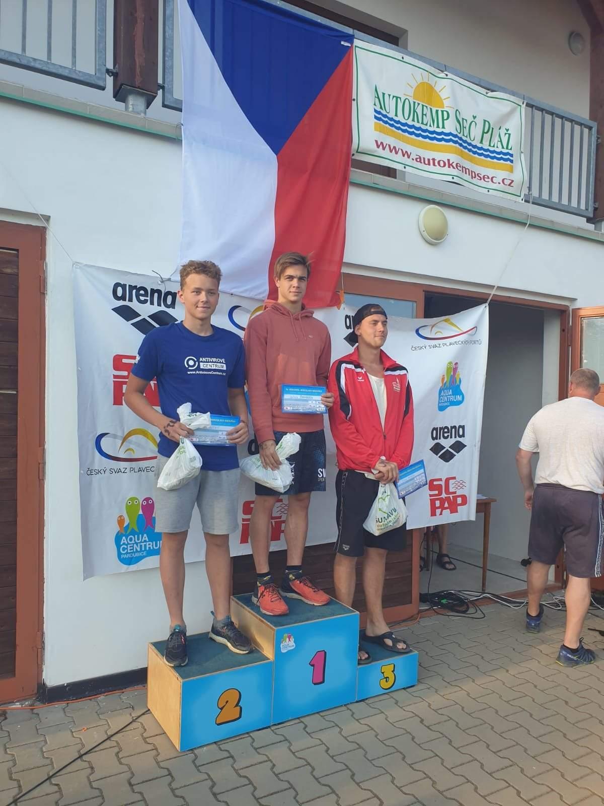 Vítězný Jakub Štemberk